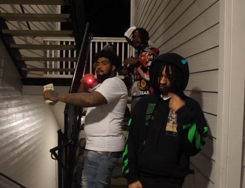 """Lil $horty & Tee War Bring Out The Artillery For """"2Bodies"""""""