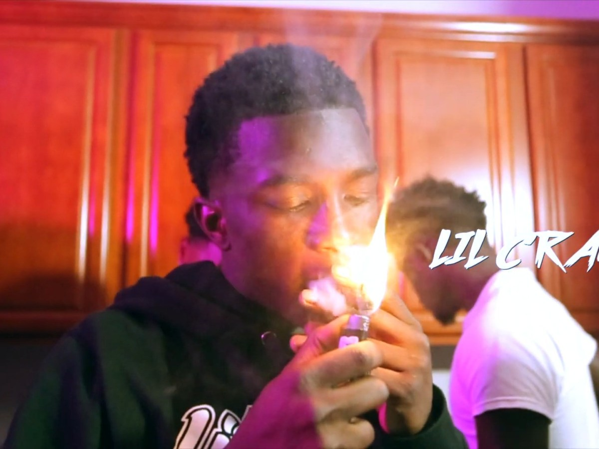 "Lil Crank Takes Care Of Business In ""Forward"" Video"