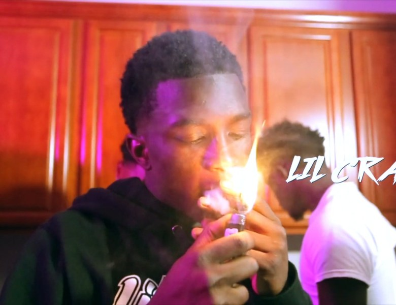 """Lil Crank Takes Care Of Business In """"Forward"""" Video"""