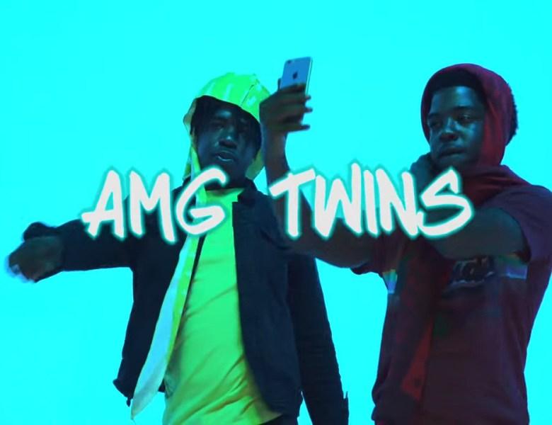 """AMG Twinz Kick It Hard In """"Fashion Week"""" Video"""