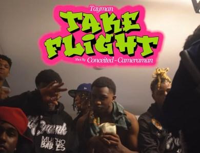"LBAF Tayman Catches Smoke In ""Take Flight"""
