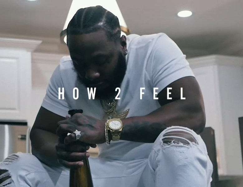 "Cleveland Rising Star GRADE A Drops ""HOW 2 FEEL"""