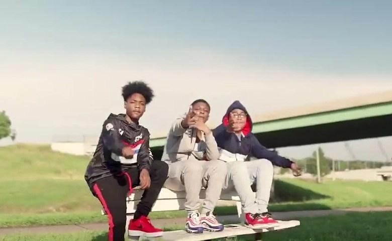 """Nebraska Omaha Rappers Lil Jex & Jdspindablock Drop """"Holy"""""""