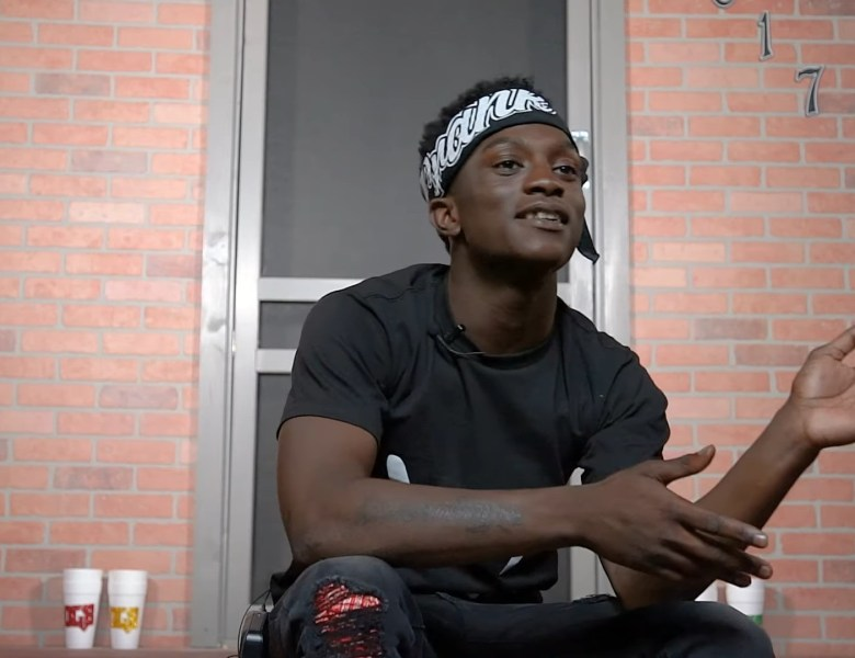 Lil Crank Talks About His Music Blowing Up, Working w/ DJ Holiday, Lil Durk, Jazze Pha + More