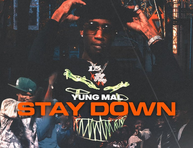 "Yung Mal Links Up With Producer TRGC For ""Stay Down"""