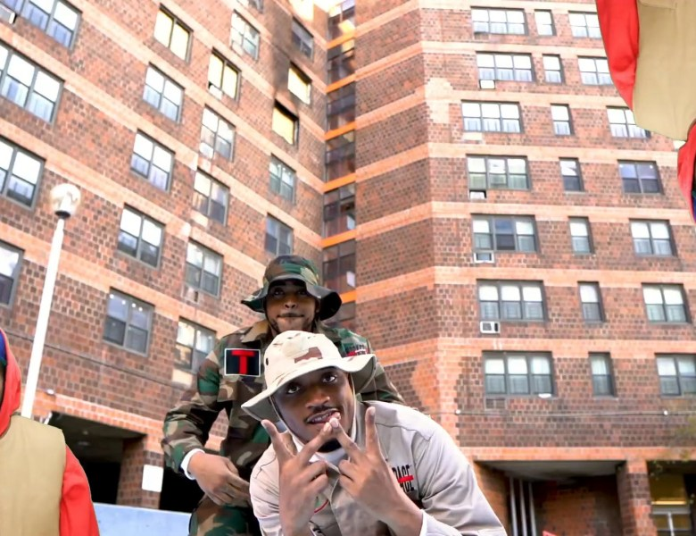 """T-BRUIN & G-BABY GVVAAN Bring Back Retro NY Vibes In """"IRL"""""""