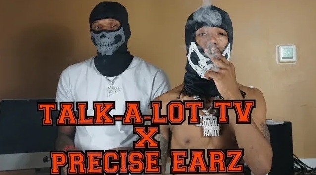 PreciseEarz & Talk-A-Lot TV Sit Down With Lavagestunnaduke