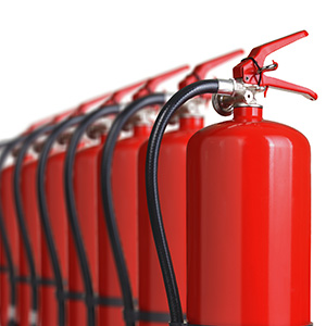 Rental Extinguishers for a 3 year contract period.