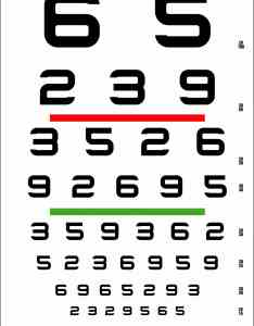 add to cart also pv numbers horizontal acuity vision test precision rh