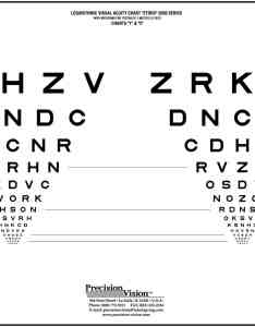 Sloan logarithmic visual acuity charts also and etdrs series rh precision vision