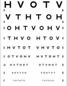 Hotv eye chart also ft precision vision rh
