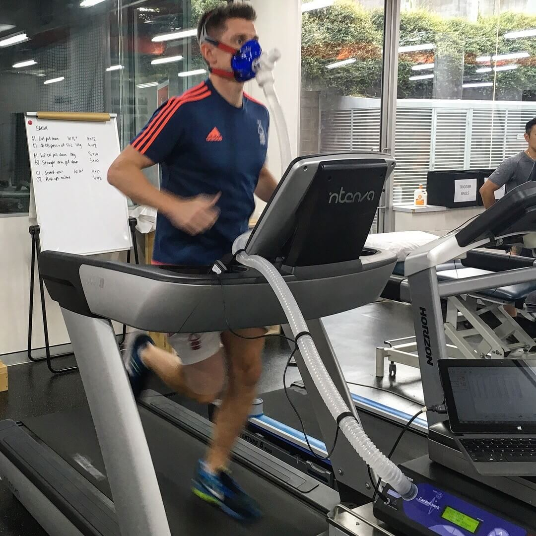 The Gold Standard Measurement Of Cardio Fitness