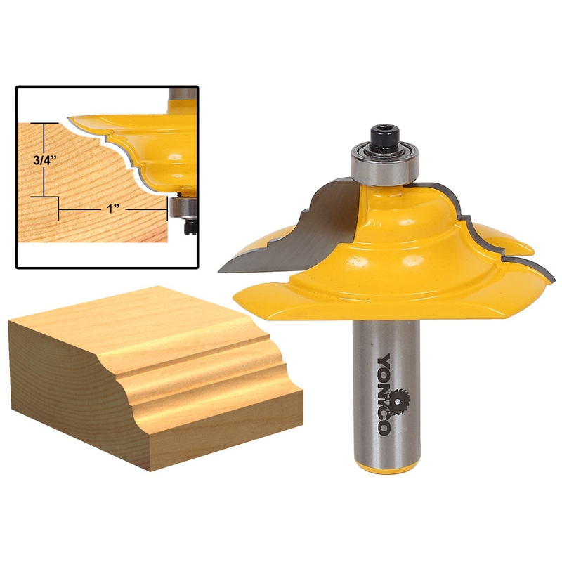 French Dovetail Router Bit