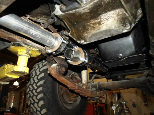 small resolution of 1982 jeep custom exhaust