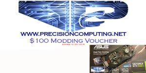 Precision Computing's May Giveaway!