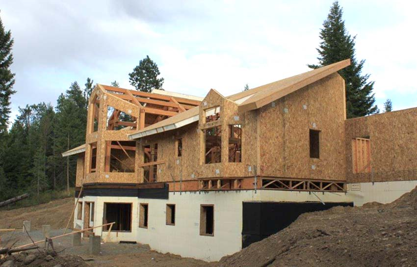 Timber Frame Homes PrecisionCraft Timber Homes Post And Beam