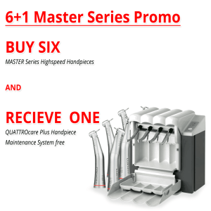 6+1 Master Series Promotion