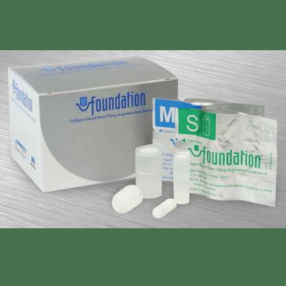 J. Morita Foundation Bone Augmentation Material Medium Size 5pk
