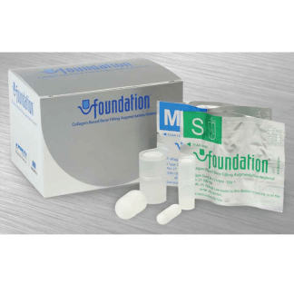 J. Morita Foundation Bone Augmentation Material Medium Size 5pk