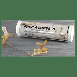 J. Morita Free Access II Cheek and Lip Retractor Small