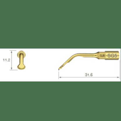 NSK VarioSurg Piezo Surgical Scraper Tip SG5