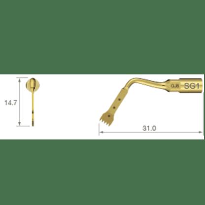 NSK VarioSurg Piezo Surgical Tip SG1