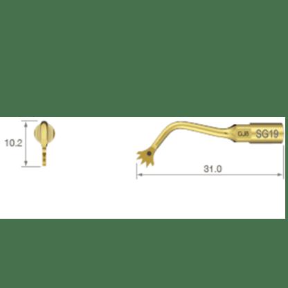 NSK VarioSurg Piezo Surgical Tip SG19
