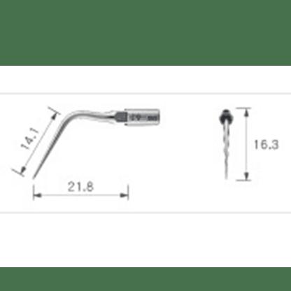 NSK Varios Ultrasonic Scaler Endo Tip E9