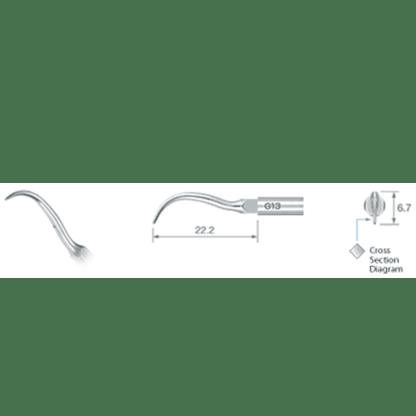 NSK Varios Ultrasonic Scaler Tip G13
