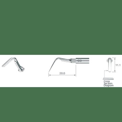 NSK Varios Ultrasonic Scaler Tip G3