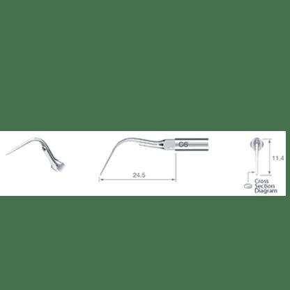 NSK Varios Ultrasonic Scaler Tip G6