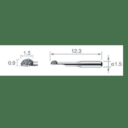 NSK Varios Ultrasonic Scaler V-Tip V-G76