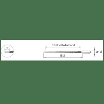 NSK Varios Ultrasonic Scaler V-Tip VS51D