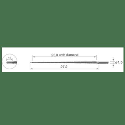 NSK Varios Ultrasonic Scaler V-Tip VS53D