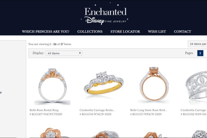Precision Diamonds - Disney Enchanted Fine Jewelry Reno