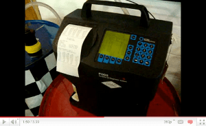 HIAC Portable Oil Diagnostic System (PODS) | Precision Filtration Products