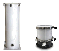 Seawater Sediment Cartridge Filter Housings | Precision Filtration Products