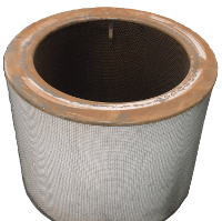 Old Coalescing Filter | Precision Filtration Products