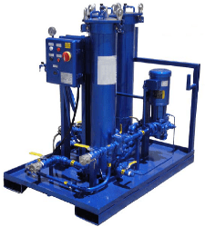 Varnish & Sludge Removal Filter System | Precision Filtration Products
