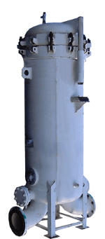 Filter Cartridge Pressure Vessel Housing | Precision Filtration Products