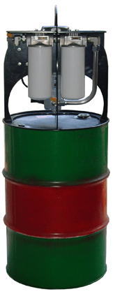 Oil Barrel Drum-Top Portable Filter Unit | Precision Filtration Products