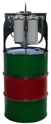 Portable Oil Drum Filtration System | Precision Filtration Products
