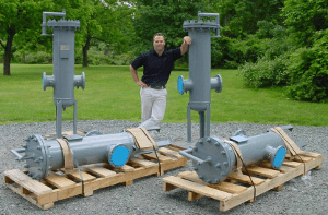Todd with Coalescer-Separator Filter Vessels