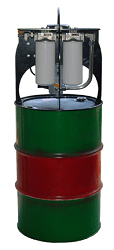 Oil Barrel Drum Top Filter Unit | Precision Filtration Products