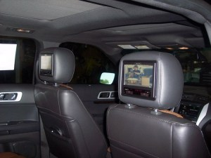 Replacement Mobile Video Headrests