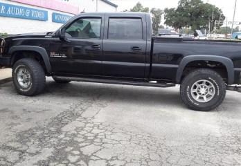 Chevrolet 3500 Audio
