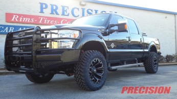 Ford F-350 upgrades