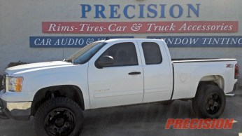2011 GMC Sierra Accessory Upgrades