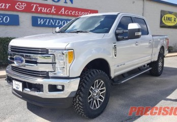 2017 F250 Package