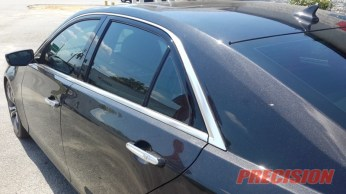 2016 Cadillac CTS CTX Window Tint